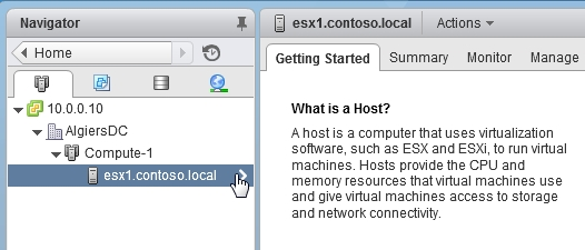 vCenter6-ESXCluster