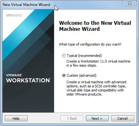 Minimal Nested vCenter 6 Lab – Preparing and Installing the